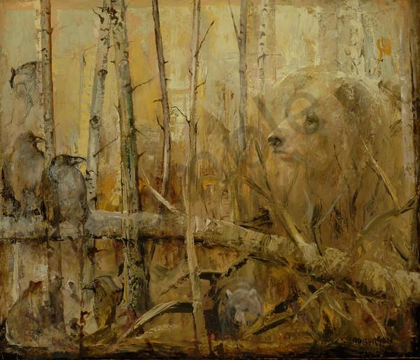 Earth Bear Art | Mary Roberson