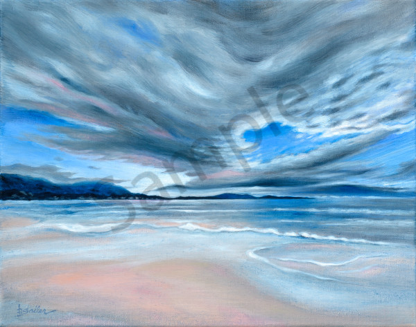 """Carmel Cloudscape"" Art 