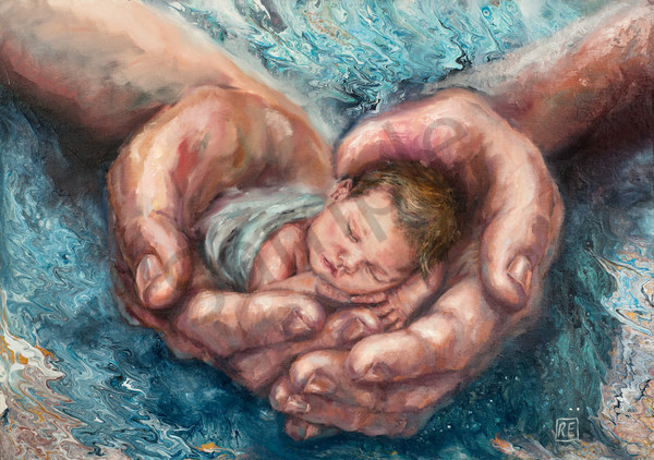 """Deeply Loved"" by Ronel Eksteen 