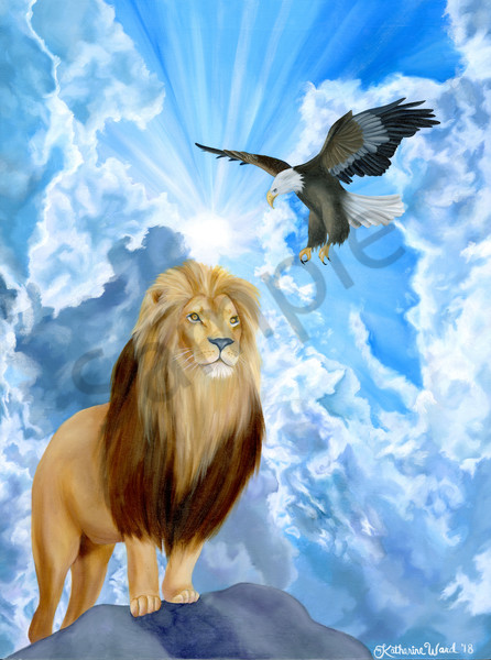 """Soar"" by Katharine Ward 
