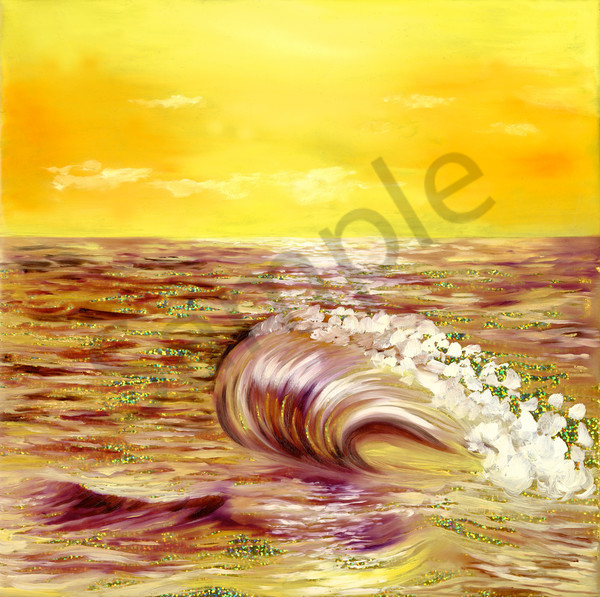"""The Golden Ocean"" by Katharine Ward 
