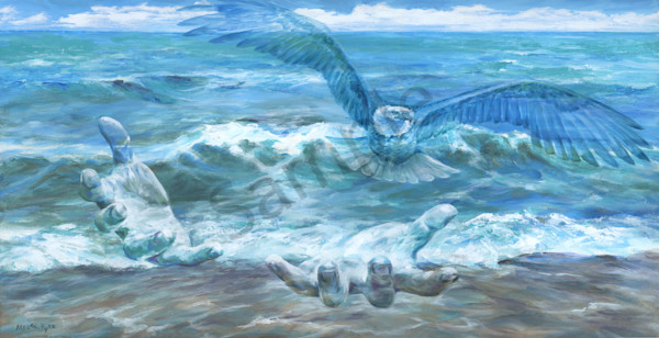 """Release The Spirit's Power"" by Melani Pyke 