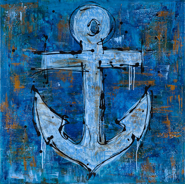 """""""Anchor For My Soul"""" by Tamara Haddon 