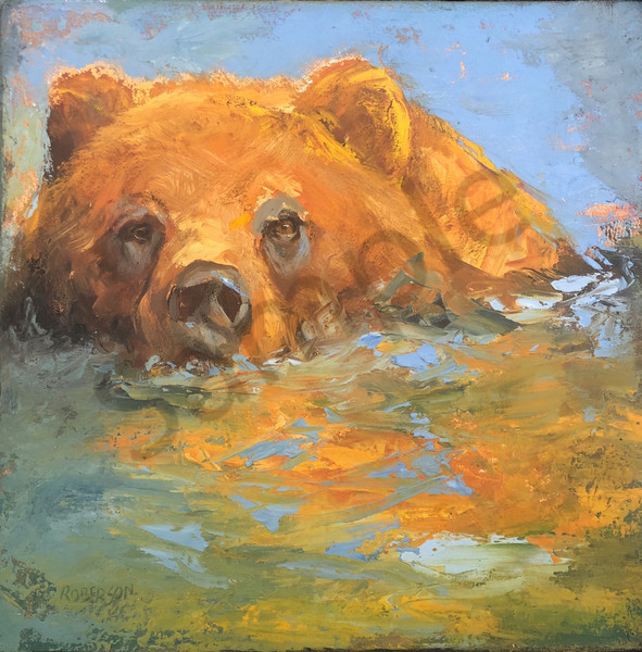 Trout Trap Art | Mary Roberson