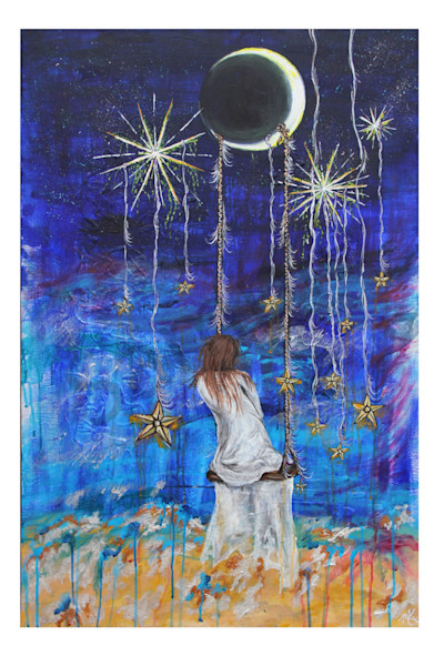 """Dream Away"" by Missouri artist Megan Kasper 