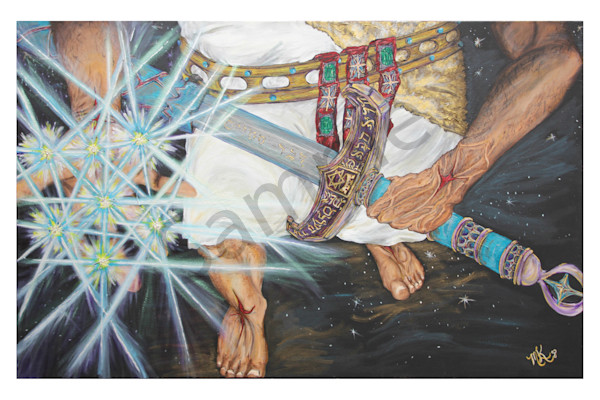 """The Stars And Sword"" by Megan Kasper 
