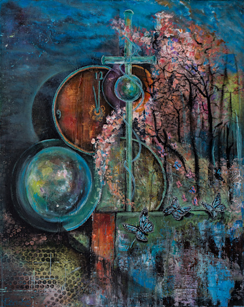 """Eternal"" by Yvonne Coombs 