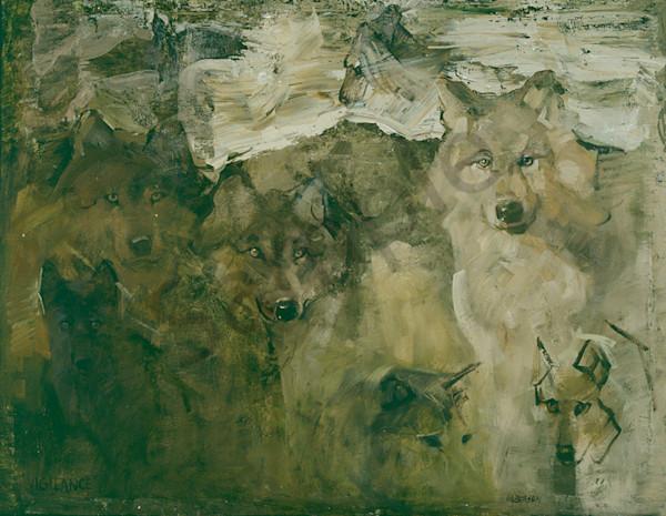 Vigilance Art | Mary Roberson