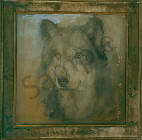 Lobo Art | Mary Roberson