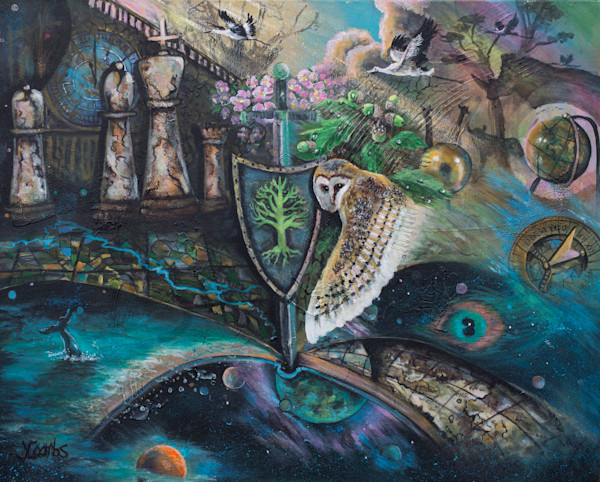 """Providence"" by Yvonne Coombs 