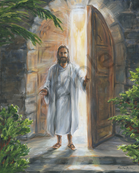 """The Open Door"" by Melani Pyke 