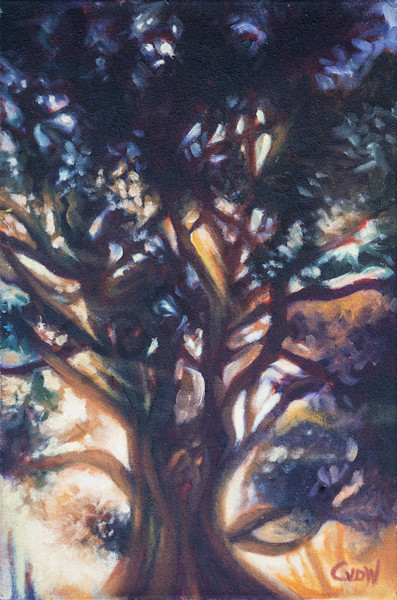 """""""Rooted In The Light 3"""" by Candice van der Westhuizen 