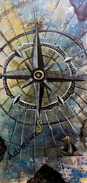 """""""Adventure"""" by New Mexico Prophetic Artists Christy Clugston 