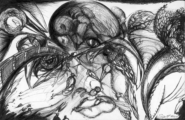 """Deliverance"" by Frank Pereira   Prophetics Gallery"