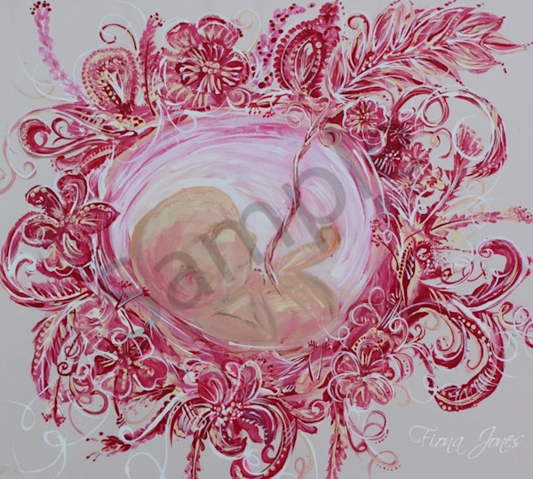 """Promise"" by United Kingdom artist Fiona Jones 