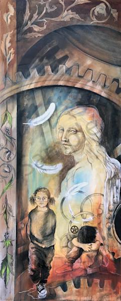 """Behold"" by North Carolina artist Patti Hricinak-Sheets | Prophetics Gallery"