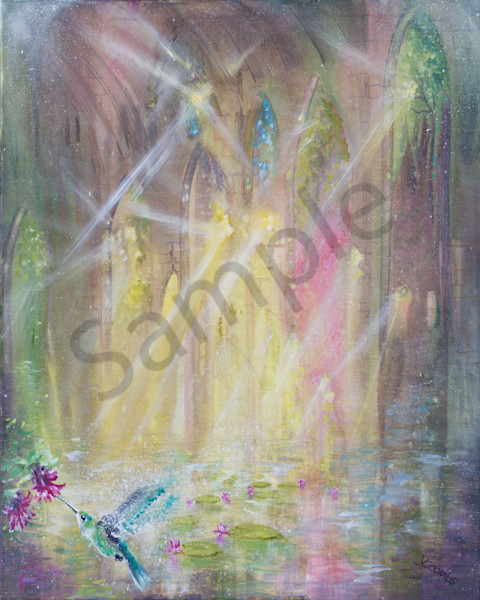 """""""The Moment"""" by Yvonne Coombs 