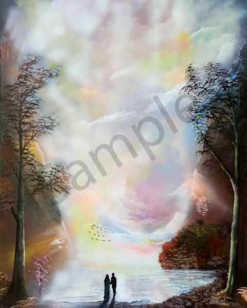 """Praying In The Spirit"" by Bo Schultz / Prophetics Gallery"