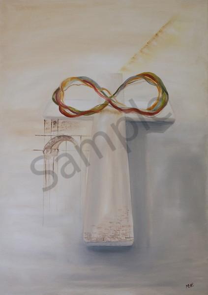 """""""Infinite Wonders"""" by Hungarian artist Ildiko Mecseri / Prophetics Gallery"""