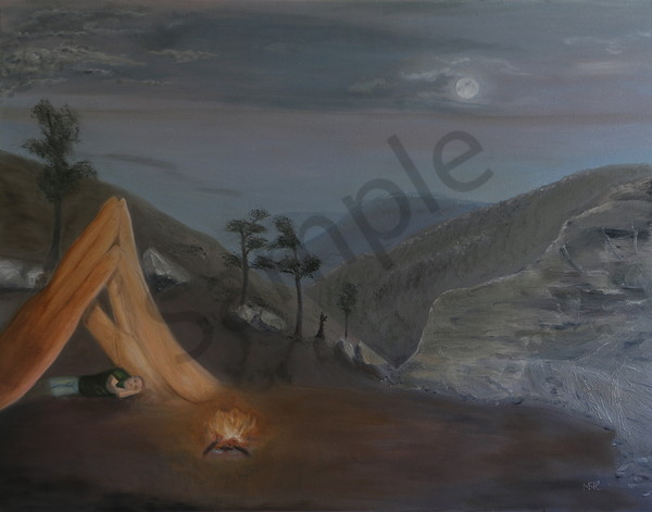 Hungarian Prophetic Artist Ildiko Mecseri | Prophetics Gallery