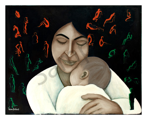 """Unconditional Love"" by Ilaisa Latu / Prophetics Gallery"