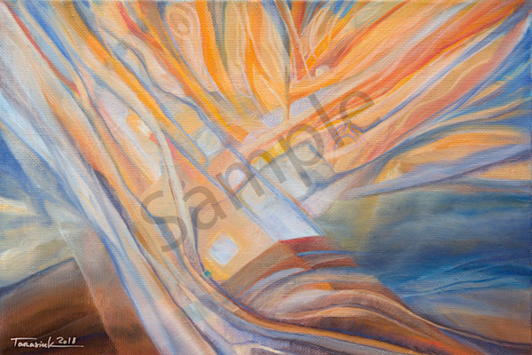 """God's Tabernacle With Men"" by Anatolii Tarasiuk | Prophetics Gallery"