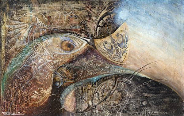 """The Wisdom Of God"" by Ukraine Artist Anatolii Tarasiuk | Prophetics Gallery"