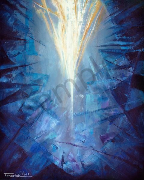 """The Journey Of The Eagle"" by Anatolii Tarasiuk | Prophetics Gallery"