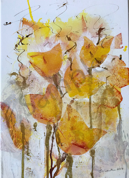"""""""Morning Glory"""" by South African artist Jill Lawton   Prophetics Gallery"""
