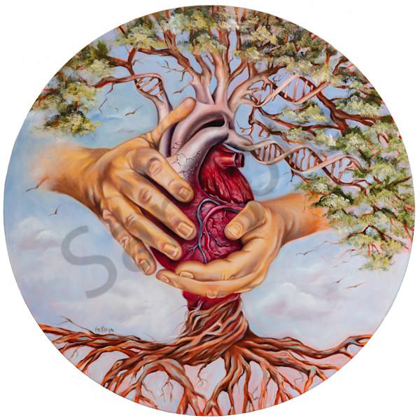 """Heart Of The Father"" by Ilse Kleyn | Prophetics Gallery"