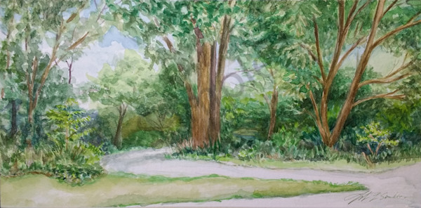 """Oakwoods Nature Preserve"" by Jennifer Sowders 