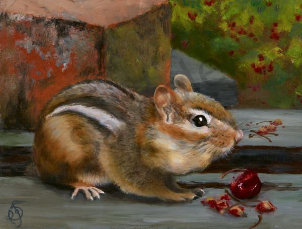 Cherry Picker Art | Roxana Sinex Art