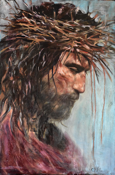 Jesus Prophetic Christian Spiritual art for sale | Prophetics Gallery
