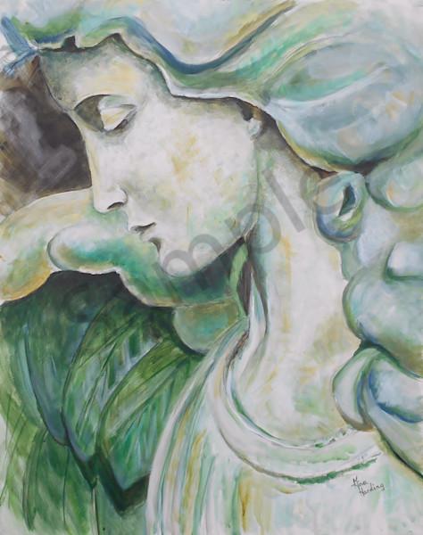 """Reverent"" by Indiana Artist Gina Harding   Prophetics Gallery"