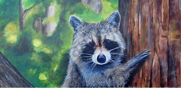 """Tree Hugger"" by Indiana Artist Gina Harding | Prophetics Gallery"