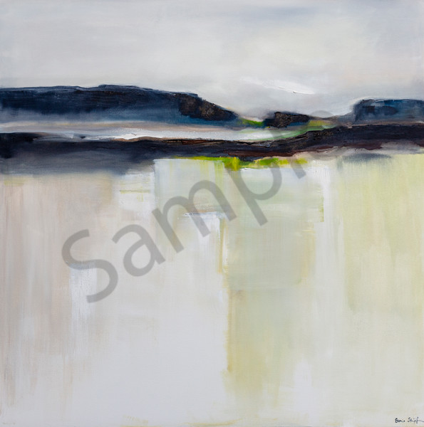 """""""Hills And Valleys"""" by South African Artist Sonia Strumpfer 