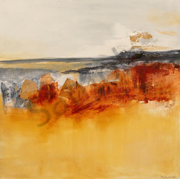 """Hidden Treasure"" by South African Artist Sonia Strumpfer | Prophetics Gallery"