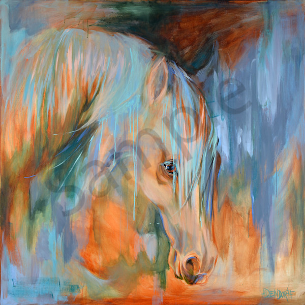 """Brave"" by Connecticut Artist Mandy Adendorff | Prophetics Gallery"