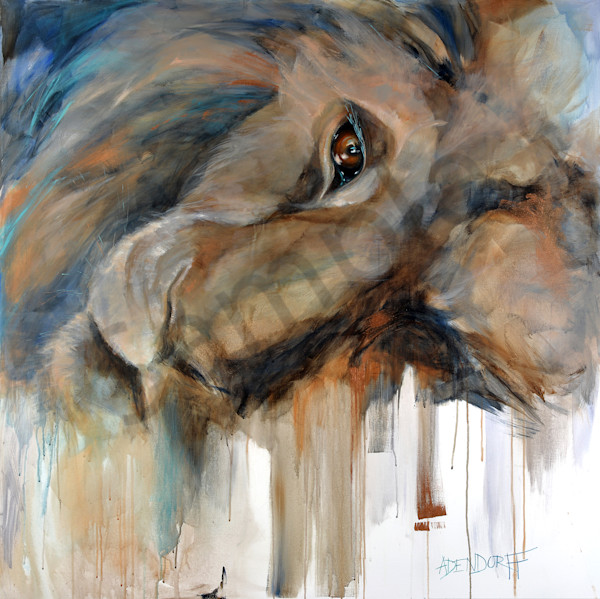 """Longing"" by Connecticut Artist Mandy Adendorff | Prophetics Gallery"