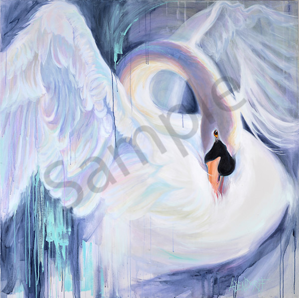 """Emerging"" by Connecticut Artist Mandy Adendorff   Prophetics Gallery"