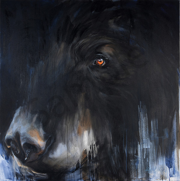 """""""Fearless"""" by Connecticut Artist Mandy Adendorff 