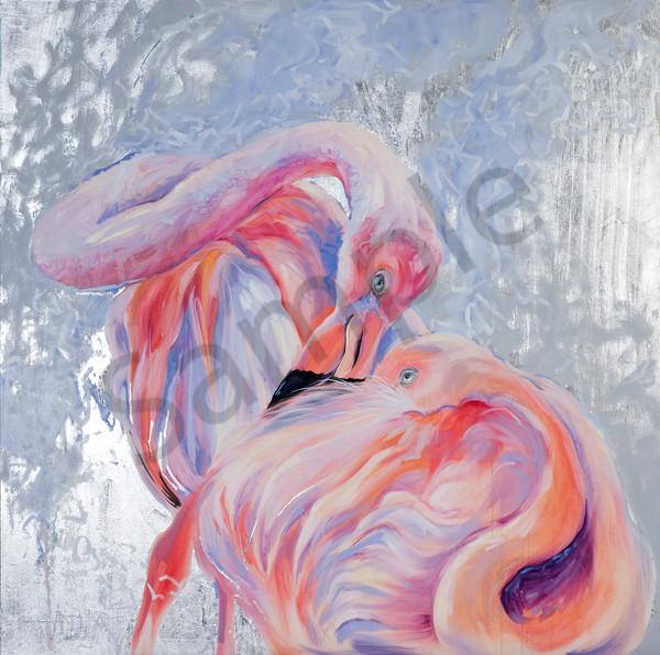 """Encounter"" by Connecticut Artist Mandy Adendorff | Prophetics Gallery"