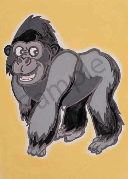 Gorilla 5x7