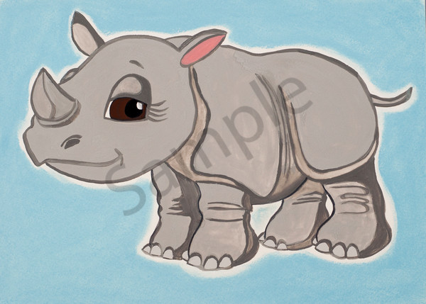 Rhino 5x7