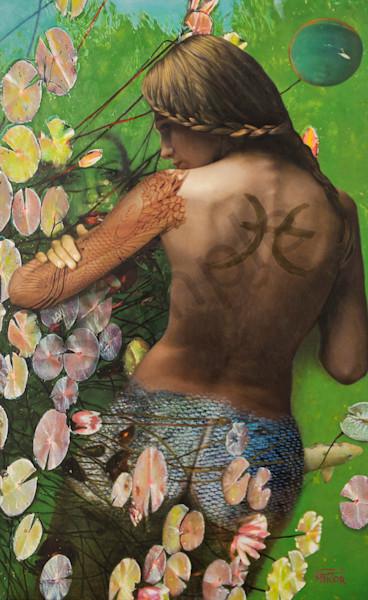 Pisces Art | St. Victor Diaries