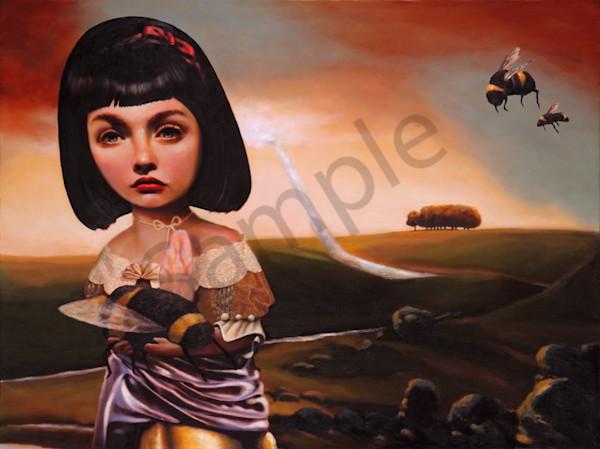 Bumblelina Art | St. Victor Diaries