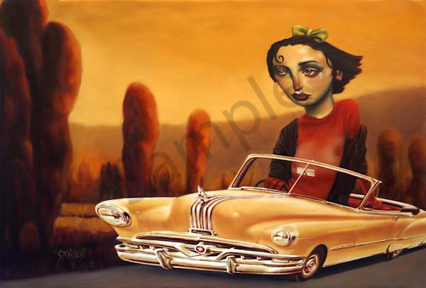Leaving Las Venus Art | St. Victor Diaries