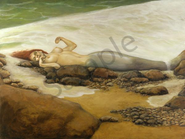 The Last Mermaid Art | St. Victor Diaries