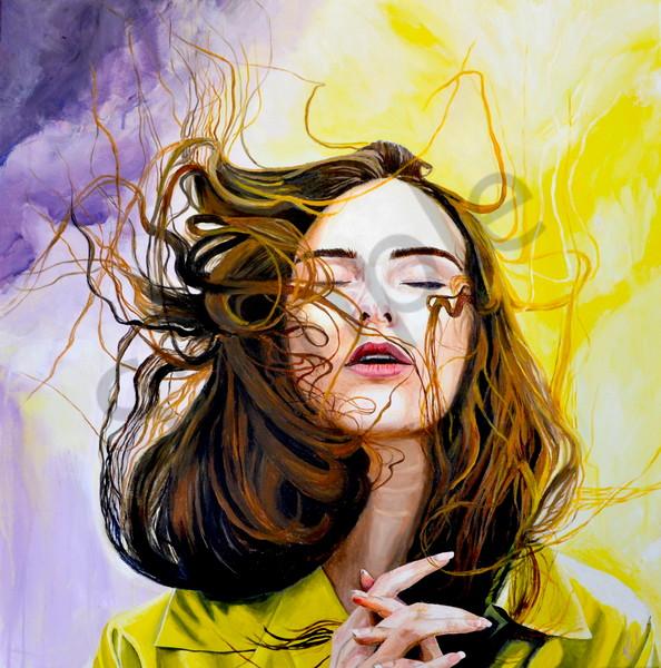 """Calm In The Storm"" by German Artists Anke Wiemer | Prophetics Gallery"