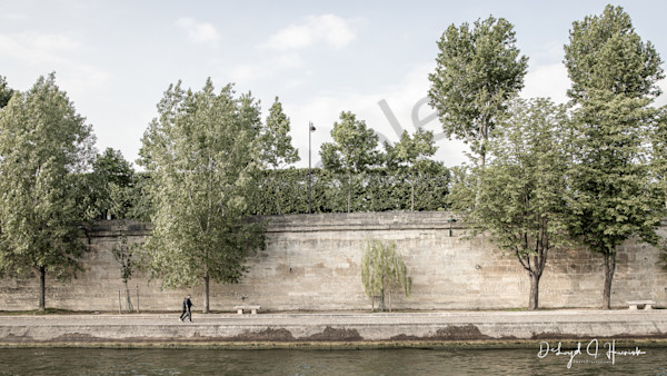 """Along the Seine"", PhotoDiscoveries"